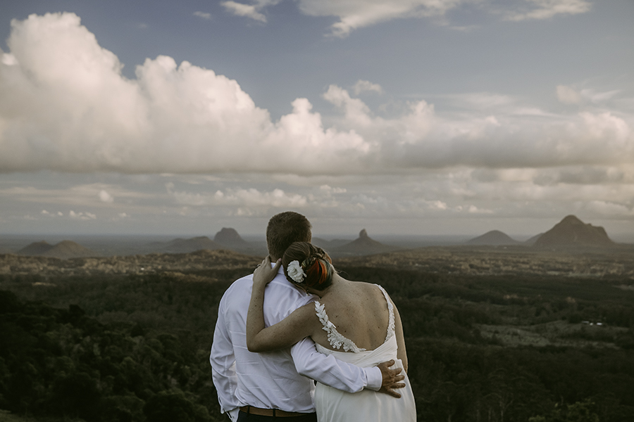 Lauren&Brad's Maleny Wedding