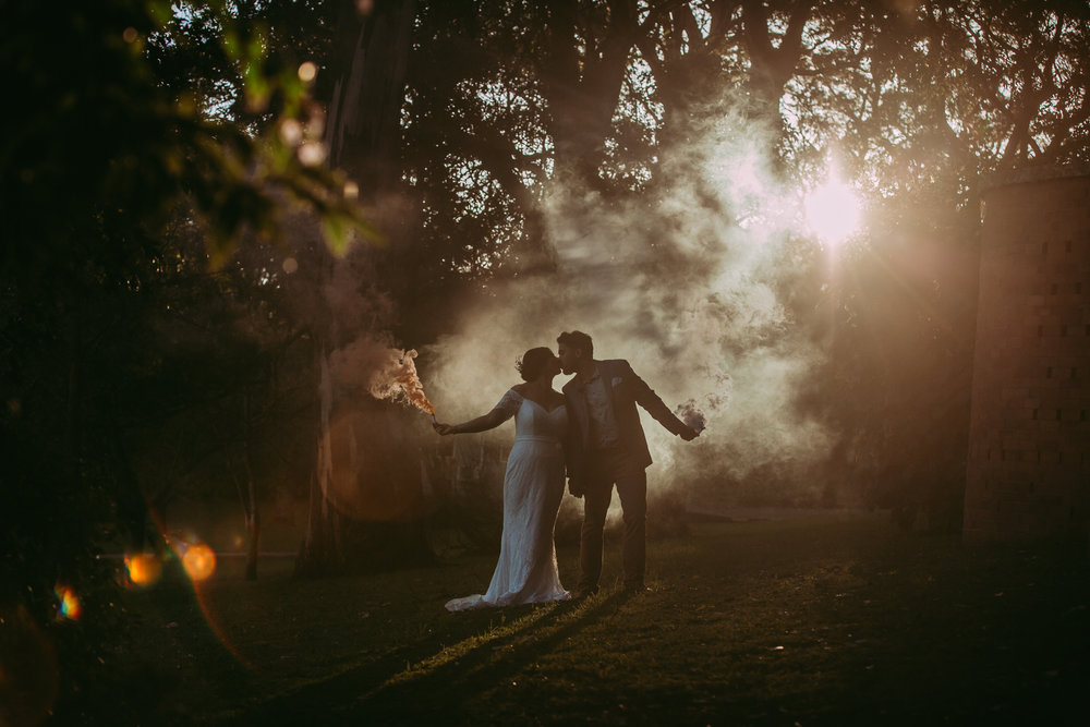 Aleisha & Clint Toowoomba Wedding