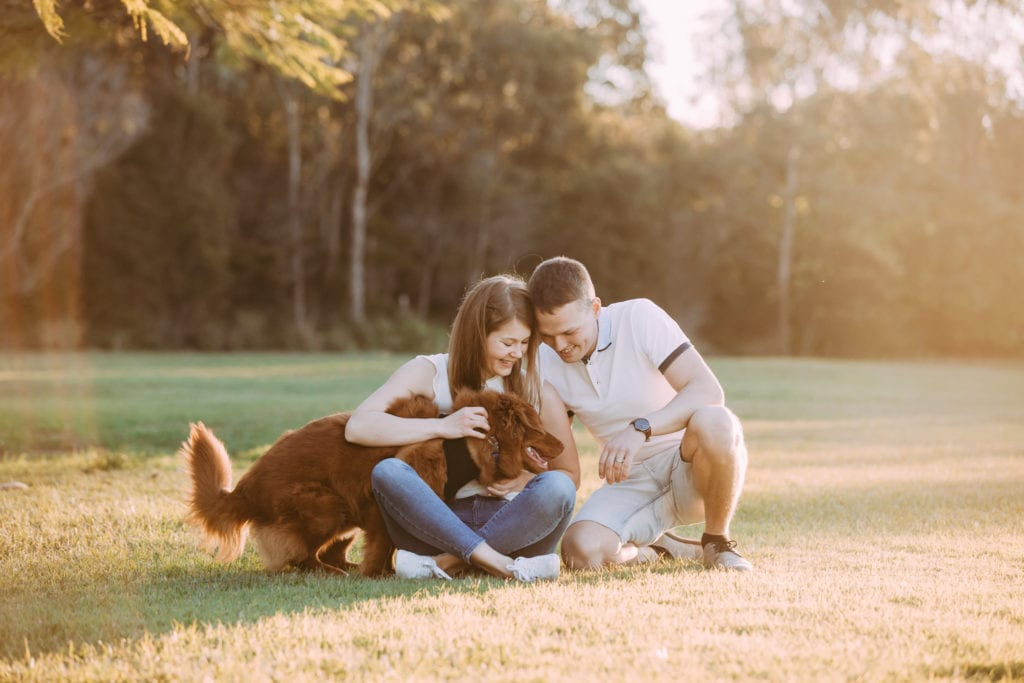 Brisbane family shoot Minnippi park Oakstone Photography